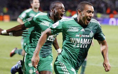 Dimitri Payet et Saint-Etienne ont ramené une victoire de Gerland