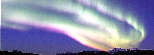 Le Canada met les aurores boréales <br/>sur Internet<br/>