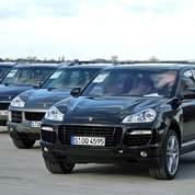 Bercy vise les voitures de fonction