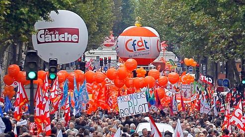 La manifestation parisienne du 23 septembre.