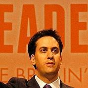GB : Ed Miliband élu à la tête du Labour