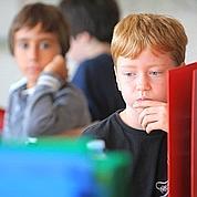 Les garçons,sexe faible à l'école
