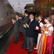 Un nouveau train de luxe relie Moscou à Nice
