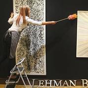 Les trésors de Lehman Brothers aux enchères