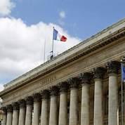 La Bourse de Paris fait un pas en arrière