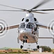 Eurocopter renouvelle sa gamme d'hélicos