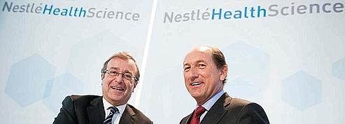 Nestlé se développe massivement dans la santé