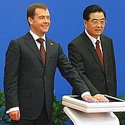 Chine-Russie: accord énergétique renforcé