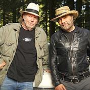 Neil Young, une guitare en liberté