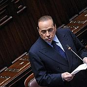 Berlusconi à l'épreuve du vote au Parlement