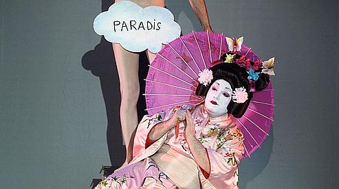 « Paris frou-frou » et « Une trompinette au paradis »