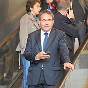 Xavier Bertrand élu maire de Saint-Quentin