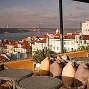 Pause tendance à Lisbonne