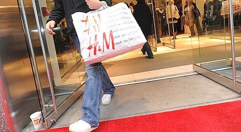 Nuages en vue sur la croissance de H&M