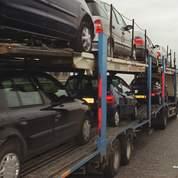 Nouvelle contraction du marché auto en France
