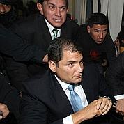 Équateur : Correa libéré par l'armée