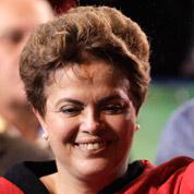 Brésil : «Dilma» fait la course en tête