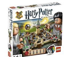 Un jeu de plateau basé sur Harry Potter.