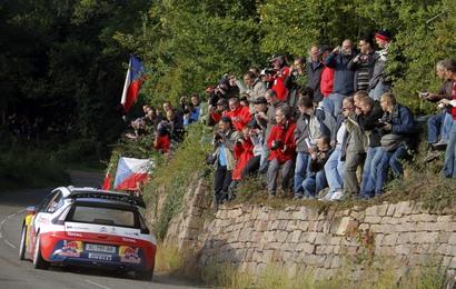 Sébastien Loeb n'est plus très loin d'une 60e victoire en Championnat du Monde