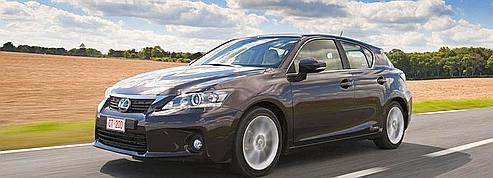 Lexus CT 200h, l'hybride de standingaccessible à tous