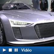 Le show des concept cars étrangers