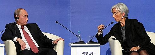 Paris compte rallier Moscou à son «nouvel ordre monétaire»