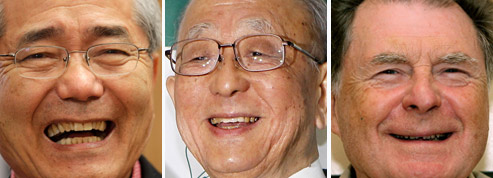 Le Nobel de chimie attribué à un trio américano-japonais