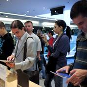 Apple : 11 à 12 millions d'iPad vendus en 2010