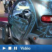 Mondial de l'auto : un cru électrique !