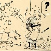 Le double effet Tintin