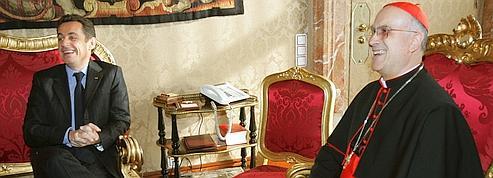 Sarkozy s'adressera aux prélats du Vatican après avoir vu le Pape