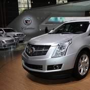 General Motors rappelle ses Cadillac SRX