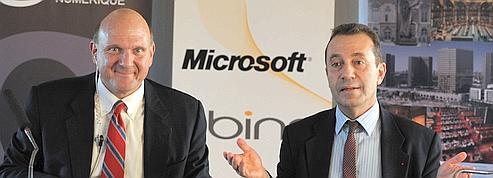 La BNF préfère Microsoft à Google