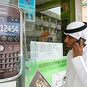 Émirats : le BlackBerry échappe à la coupure