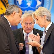Le G7 veut éteindre le feu sur les devises