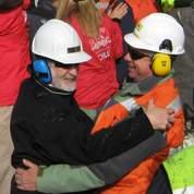 Chili: dernière phase du sauvetage des mineurs