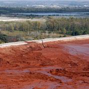 Hongrie:crainte d'une coulée de boue