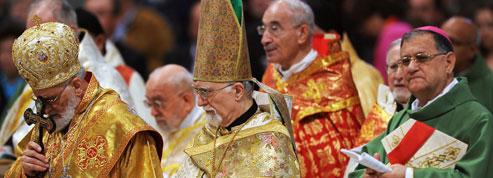 Rome veut sauver les chrétiens d'Orient