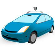 Google fait rouler une voiture sans conducteur