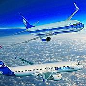 Hésitation sur les futurs A320 et B737