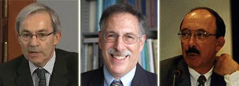 Le Nobel d'économie à deux Américains et un Britannique