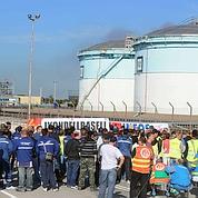 La pénurie menace les raffineries françaises