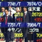 Les Bourses asiatiques repartent à la baisse