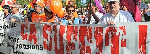 Retraites : la mobilisation s'accentue contre la réforme