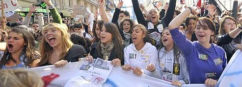 «La mobilisation des lycéens illustre d'abord leur anxiété»