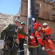 Chili : la remontée des mineurs commence