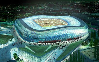Le Stade de Nice a un visage
