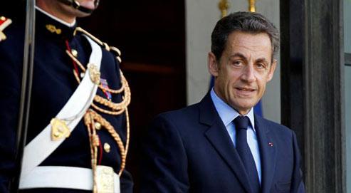 «Je mettrai des réformes sur la table jusqu'à la dernière minute», a juré Nicolas Sarkozy, ce mercredi, évoquant déjà les dossiers à venir. (Crédits photo: Reuters)