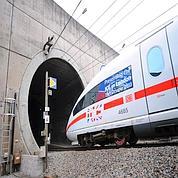 Des TGV allemands sous la Manche