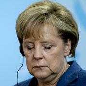 Angela Merkel n'en finit plus de chuter
